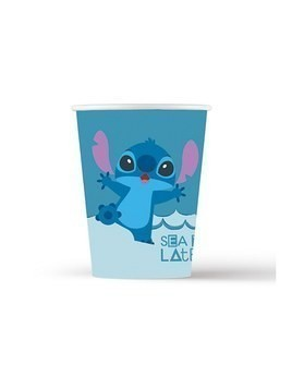 Stitch and Angel 8x Party Cups