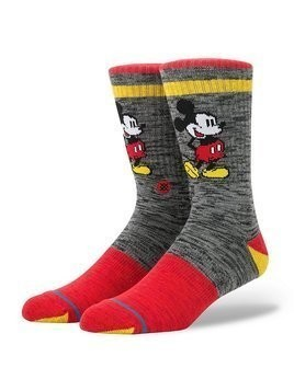 Stance Mickey Mouse Club 33 Socks For Adults - Medium