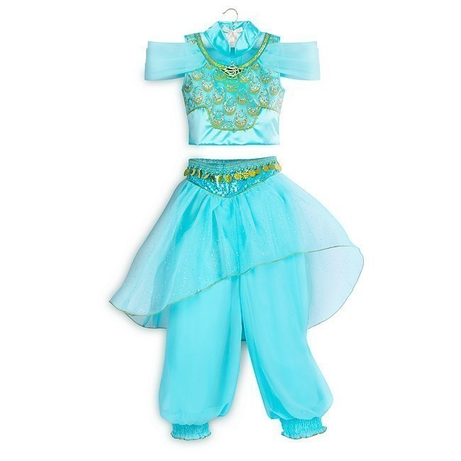 Disney Store Princess Jasmine Costume For Kids - 9-10 Years