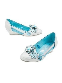 Elsa Costume Shoes For Kids - Kids Shoe Size 9-10