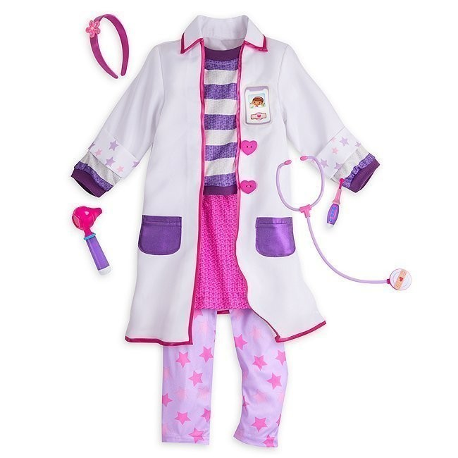 Disney Store Doc McStuffins Costume For Kids - 2 Years