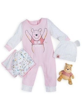 Disney Store Winnie the Pooh Baby Gift Set