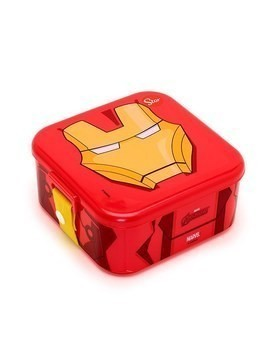 Iron Man Food Storage Container