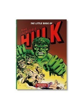 The Little Book of The Incredible Hulk