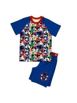 Disney Store Mickey Mouse Shortie Pyjamas