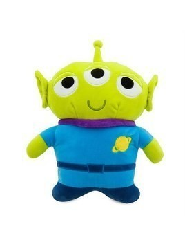 Disney Store Alien Cuddleez Light-Up Small Soft Toy, Toy Story