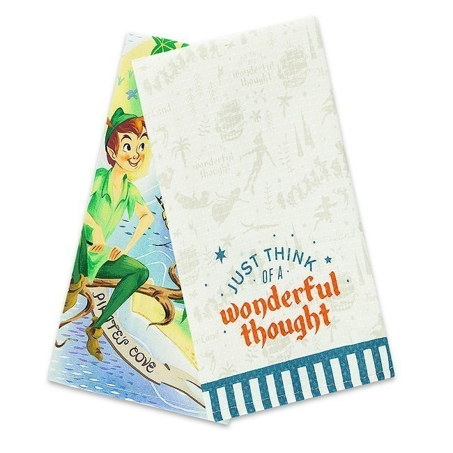 Peter Pan Tea Towels, Set of 2