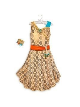 Disney Store Pocahontas Costume For Kids - 3 Years