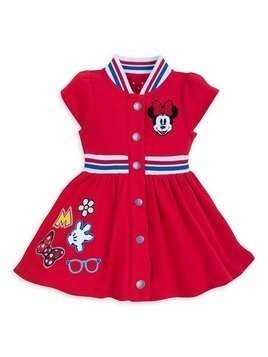 Disney Store Minnie Mouse Sporty Baby Dress - 0-3 Months