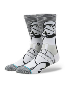 Stance Star Wars Stormtrooper Socks For Adults -  Large