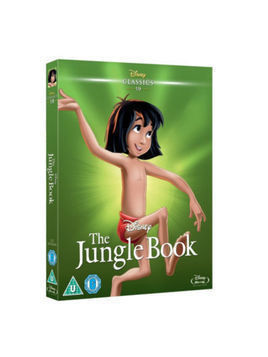 Jungle Book Blu-ray