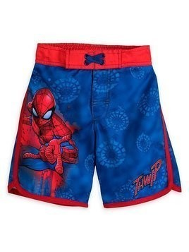 Spider-Man Swimming Shorts For Kids - 2 Years