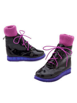 Vampirina Boots For Kids - Kids Shoe Size 12