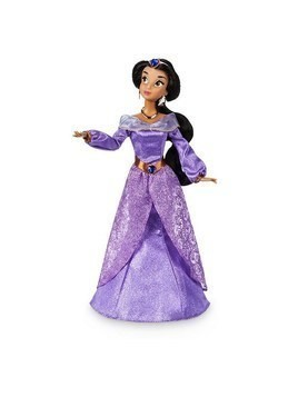 Disney Store Princess Jasmine Singing Doll