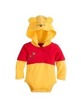 Winnie the Pooh Baby Costume Body Suit