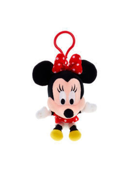 Minnie Mouse Soft Key Ring