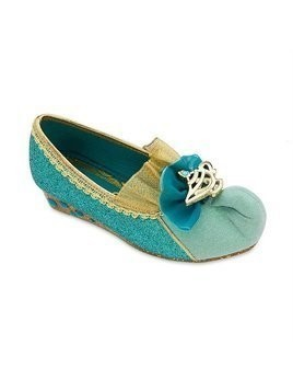 Disney Store Princess Jasmine Slip-On Costume Shoes For Kids