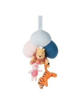 Disney Store Winnie The Pooh Baby Musical Pull
