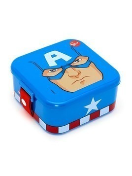 Captain America Food Storage Container
