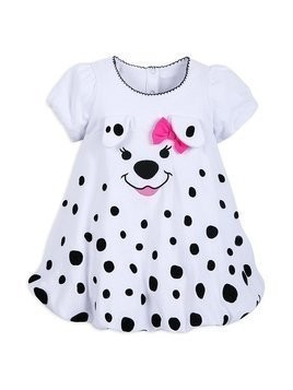 Disney Store 101 Dalmatians Baby Dress - Newborn