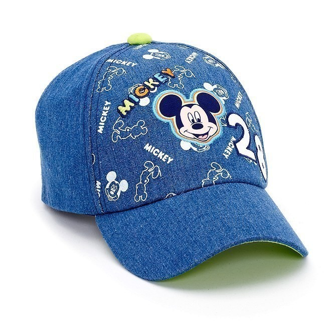 Mickey Mouse Cap For Kids - 3-6 Years