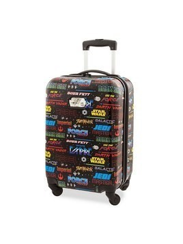Disney Store Star Wars Rolling Luggage