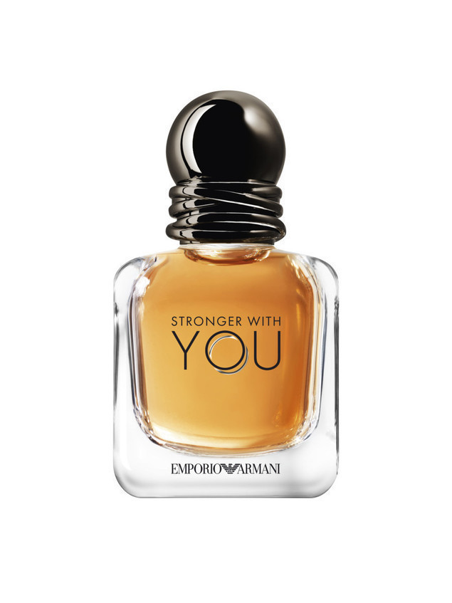 Giorgio Armani Because it&apos_s you Stronger with you Woda toaletowa 50.0 ml