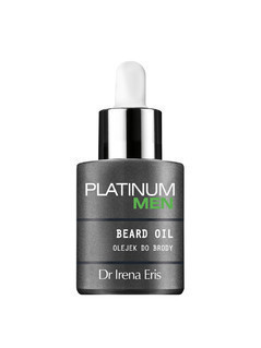 Dr Irena Eris Platinum Men  Olejek do brody 30.0 ml