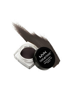 NYX Professional Make Up Makijaż brwi Black Żel do brwi 5.0 g