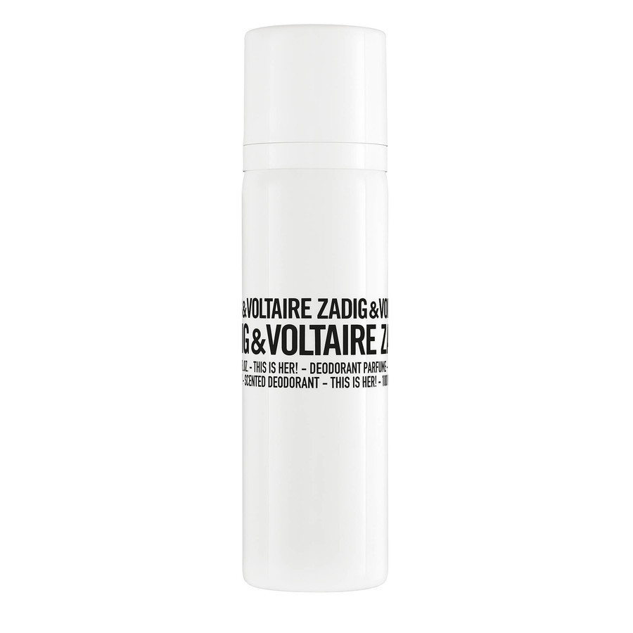 Zadig&Voltaire This is Her  Dezodorant w sprayu 100.0 ml