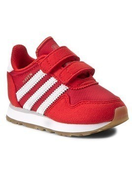 Buty adidas - Haven Cf I BY9489 Red/Ftwwht/Ftwwht