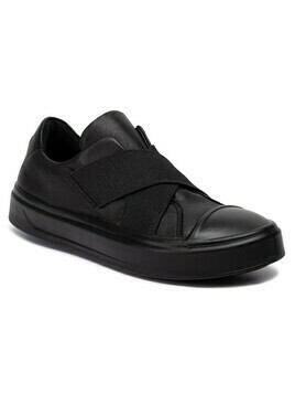 Sneakersy ECCO - Flexure T-Cap W 22182301001 Black