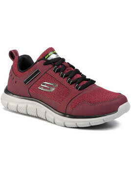 Buty SKECHERS - 232001 BUBK Red