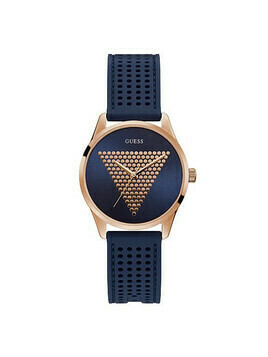Zegarek GUESS - Mini Imprint W1227L3 Navy/Gold