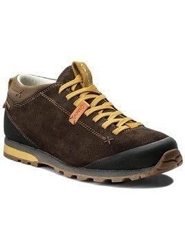 Trekkingi AKU - Bellamont Suede Gtx GORE-TEX 504 Brown/Yellow 305