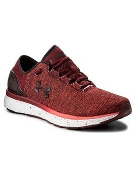 Buty UNDER ARMOUR - Ua Charged Bandit 3 1295725-602 Mnr/Crd/Blk