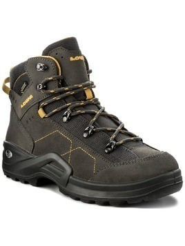 Trekkingi LOWA - Kody III Gtx Mid Junior GORE-TEX 350099 Anthracite/Yellow 9750