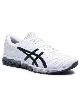 Sneakersy ASICS - Gel-Quantum 360 5 1021A113 White/Black