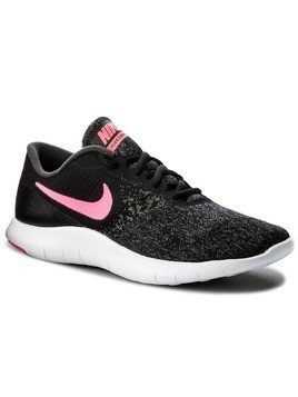 Buty NIKE - Flex Contact 908995 008 Black/Hyper Pink/Anthracite