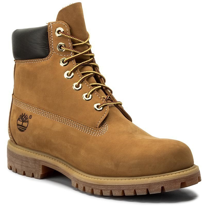 Trapery TIMBERLAND - Af 6In Prem Bt 10061 Wheat Yellow