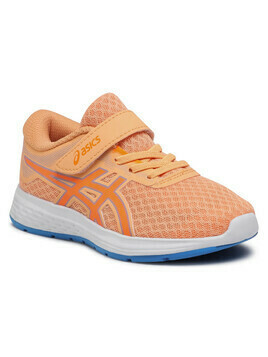 Buty ASICS - Patriot 11 Ps 1014A071 Summer Dune/Shocking Orange 800