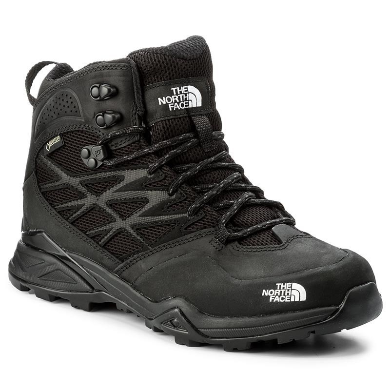 Trekkingi THE NORTH FACE - Hedgehog Hike Mid Gtx GORE-TEX T0CDF3KX7 Tnf Black/Tnf Black