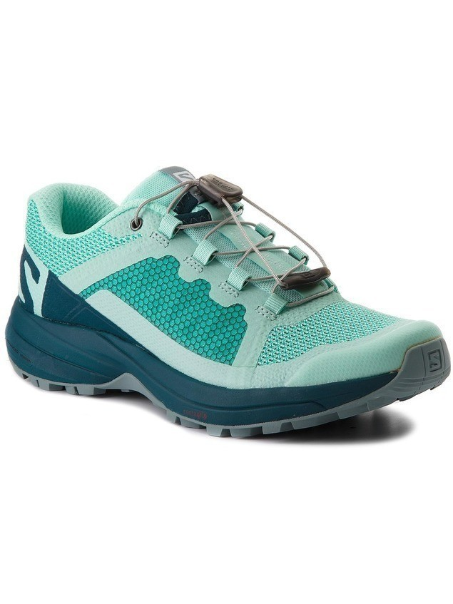 Buty SALOMON - Xa Elevate V 401380 20 V0 Beach Glass/Reflecting Pond/Lead