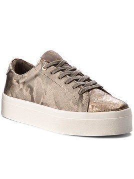 Sneakersy GUESS - FLFHL3 FAB12 GREY