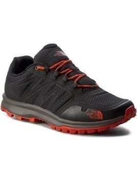Trekkingi THE NORTH FACE - Litewave Fastpack T92Y8YTFV Phantom Grey/Tibetan Orange