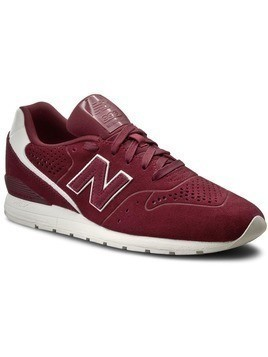 Sneakersy NEW BALANCE - MRL996DU Bordowy