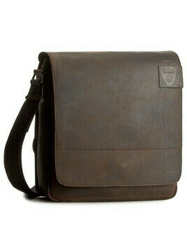 Torebka STRELLSON - Messenger MV 4010001164 Dark Brown 702