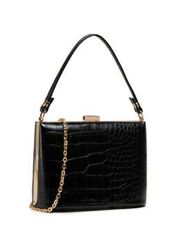 Torebka MONNARI - BAG0960-M20 Black Croco