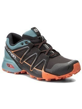 Buty SALOMON - Speedcross Vario 2 398415 27 V0 Black/North Atlantic/Scarlet Ibis