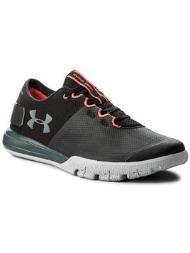 Buty UNDER ARMOUR - Ua Charged Ultimate Tr 2.0 1285648-005 Blk/Ocg/Sty